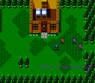 Screenshot Thumbnail / Media File 1 for Fire Emblem Gaiden (Japan) [En by J2e v0.97b2] [Fix by Starwolfs]